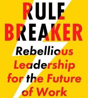 Great books for entrepreneurs to read. - Jackie Fast, Rule Breaker